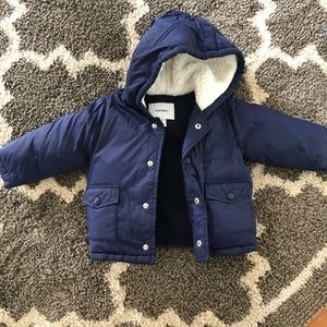 Baby Boy Old Navy  winter coat